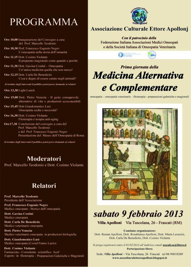 ass pollonj_giornata medicina  alternativa e complementare