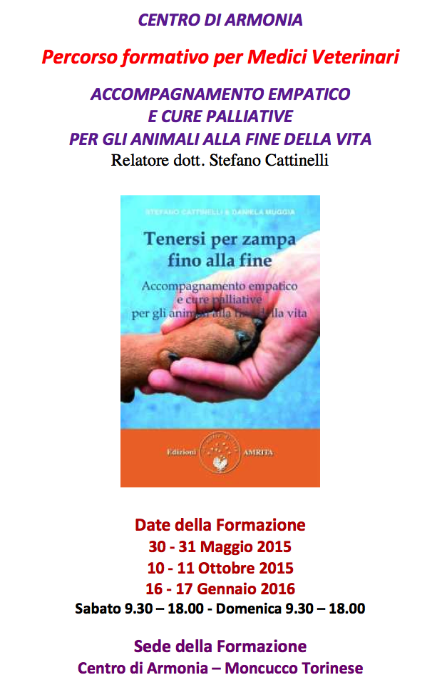 Accompaganemto empatico_dr. Cattinelli-FormazioneVeterinari